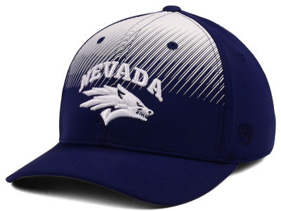 Nevada Wolf Pack Top of the World NCAA Fallin Stretch Cap