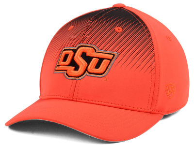 Oklahoma State Cowboys Top of the World NCAA Fallin Stretch Cap