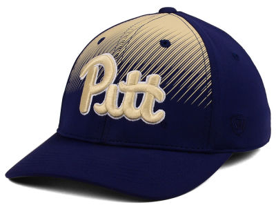 Pittsburgh Panthers Top of the World NCAA Fallin Stretch Cap