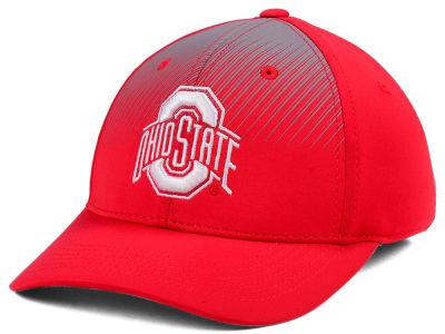 buy online cf981 06476 Ohio State Buckeyes Top of the World NCAA Fallin Stretch Cap