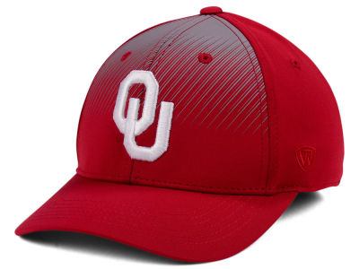 Oklahoma Sooners Top of the World NCAA Fallin Stretch Cap