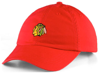 Chicago Blackhawks adidas NHL Adjustable Dad Cap