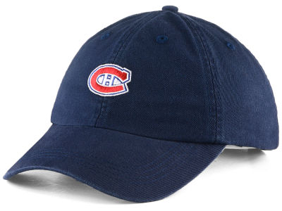 Montreal Canadiens adidas NHL Adjustable Dad Cap
