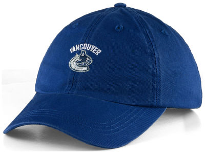 Vancouver Canucks adidas NHL Adjustable Dad Cap