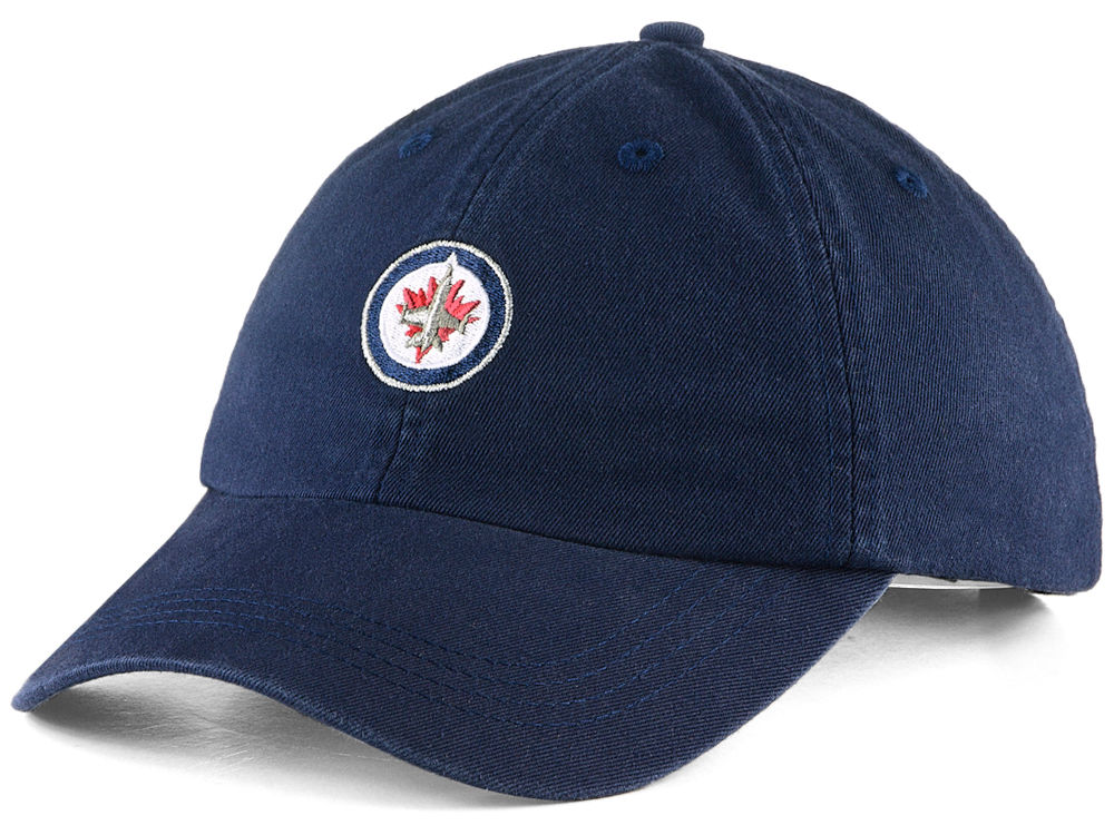 Winnipeg Jets adidas NHL Adjustable Dad Cap  ced7c01bcb4