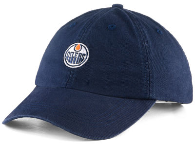 Edmonton Oilers adidas NHL Adjustable Dad Cap