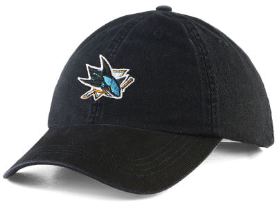 San Jose Sharks adidas NHL Adjustable Dad Cap