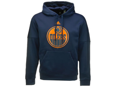 Edmonton Oilers adidas NHL Men's Shear Speed Hoodie