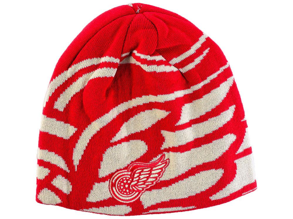 Detroit Red Wings New Era 2017 NHL Beanie  ed188fb937c