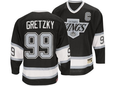 Los Angeles Kings Wayne Gretzky CCM NHL Men's Authentic Classic Player Jersey
