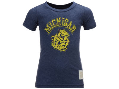 Michigan Wolverines Retro Brand NCAA Youth Vintage T-Shirt
