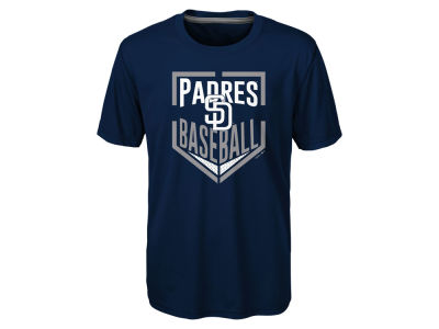 San Diego Padres MLB Youth Run Scored Poly T-Shirt
