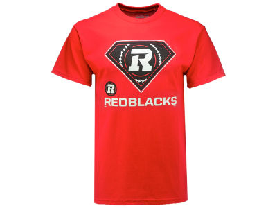 Ottawa RedBlacks CFL Men's Superfan T-Shirt