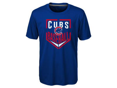 Chicago Cubs MLB Kids Run Scored T-Shirt