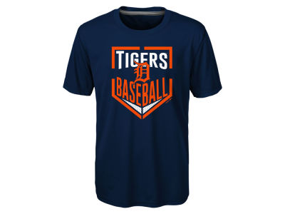 Detroit Tigers MLB Kids Run Scored T-Shirt