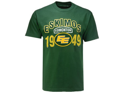 Edmonton Eskimos CFL Men's League Arch T-Shirt