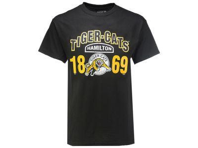 Hamilton Tiger-Cats CFL Men's League Arch T-Shirt
