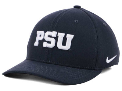 Penn State Nittany Lions Nike NCAA Anthracite Classic Swoosh Cap
