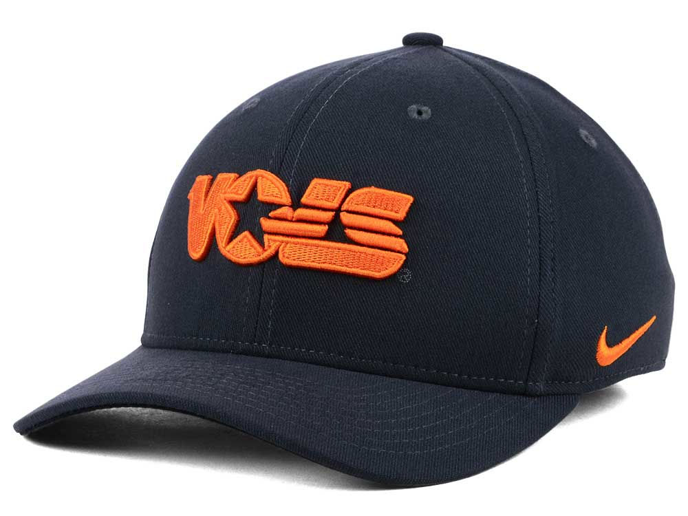best sneakers 6a87e 1de40 ... heritage86 cap 3bb3a 13dc3  coupon code for tennessee volunteers nike  ncaa anthracite classic swoosh cap d1442 0da93