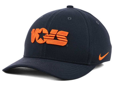 Tennessee Volunteers Nike NCAA Anthracite Classic Swoosh Cap