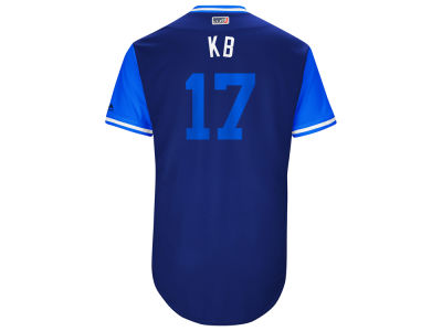 Chicago Cubs Kris Bryant Majestic MLB Men's Players Weekend Authentic Jersey