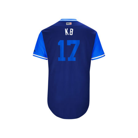 Chicago Cubs Kris Bryant MLB Men's Players Weekend Authentic Jersey