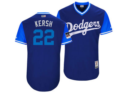 Los Angeles Dodgers Clayton Kershaw Majestic MLB Men's Players Weekend Authentic Jersey