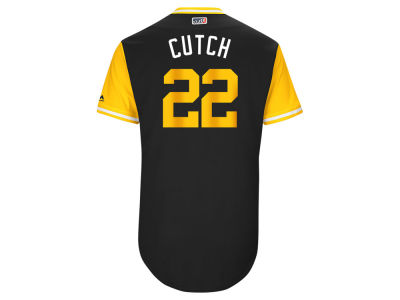 Pittsburgh Pirates Andrew McCutchen Majestic MLB Men's Players Weekend Authentic Jersey