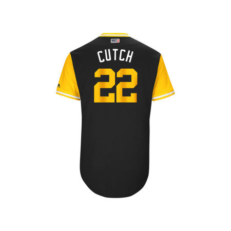 Pittsburgh Pirates Andrew McCutchen MLB Men's Players Weekend Authentic Jersey