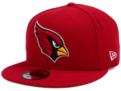 Arizona Cardinals New Era NFL Team Color Basic 9FIFTY Snapback Cap