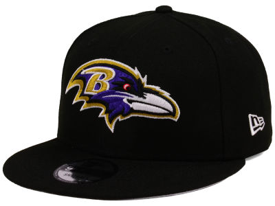 Baltimore Ravens New Era NFL Team Color Basic 9FIFTY Snapback Cap