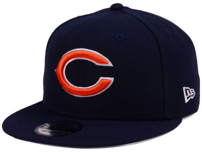 Chicago Bears New Era NFL Team Color Basic 9FIFTY Snapback Cap