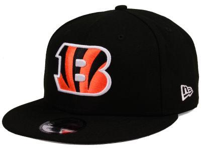 fafb4edeb10 Cincinnati Bengals New Era NFL Team Color Basic 9FIFTY Snapback Cap