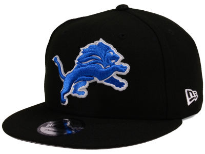 Detroit Lions New Era NFL Team Color Basic 9FIFTY Snapback Cap