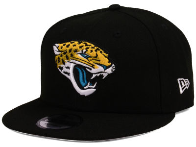 Jacksonville Jaguars New Era NFL Team Color Basic 9FIFTY Snapback Cap