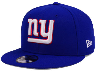 New York Giants New Era NFL Team Color Basic 9FIFTY Snapback Cap