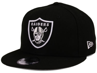 Oakland Raiders New Era NFL Team Color Basic 9FIFTY Snapback Cap