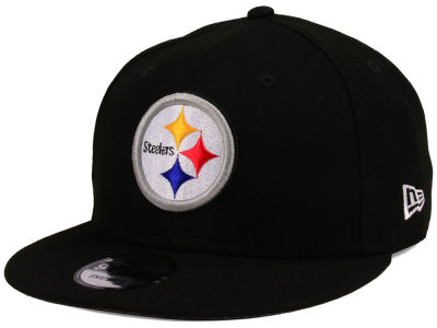 Pittsburgh Steelers New Era NFL Team Color Basic 9FIFTY Snapback Cap