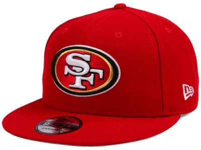 San Francisco 49ers New Era NFL Team Color Basic 9FIFTY Snapback Cap