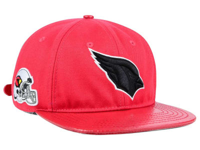 Arizona Cardinals Pro Standard NFL Team Color Black Strapback Cap