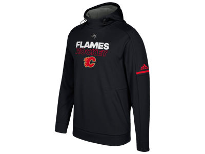 Calgary Flames adidas NHL Men's Authentic Pro Player Hoodie