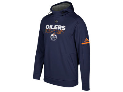 Edmonton Oilers adidas NHL Men's Authentic Pro Player Hoodie