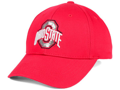 Ohio State Buckeyes Top of the World NCAA Women's Shimmer Hook Cap