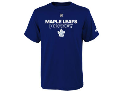 Toronto Maple Leafs adidas NHL Men's Authentic Ice Ultimate T-Shirt
