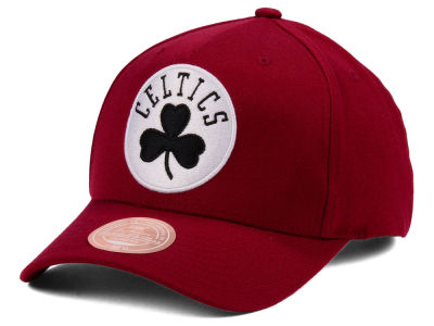 Boston Celtics Mitchell & Ness NBA X Flexfit 110 Snapback Cap