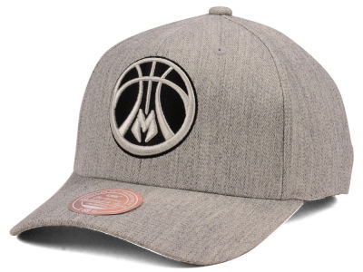 Milwaukee Bucks Mitchell & Ness NBA X Flexfit 110 Snapback Cap