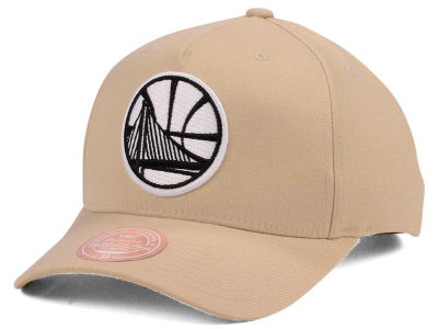 Golden State Warriors Mitchell & Ness NBA X Flexfit 110 Snapback Cap