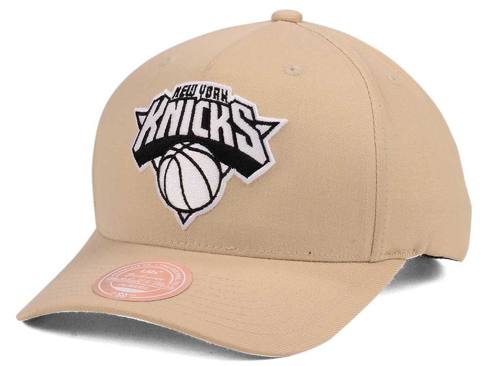 huge selection of 14457 b043a ... italy new york knicks mitchell ness nba x flexfit 110 snapback cap  e76ce 8cf24