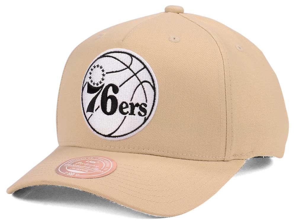 Philadelphia 76ers Mitchell   Ness NBA X Flexfit 110 Snapback Cap ... 7d33b271976