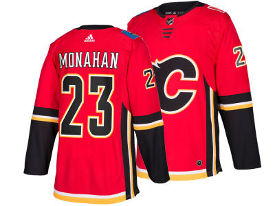 Calgary Flames Sean Monahan adidas NHL Men's Authentic Player Jersey